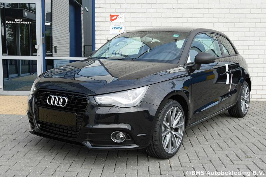 Audi A1 Oger Tailor Made Nappa Zwart A8 Look Bms