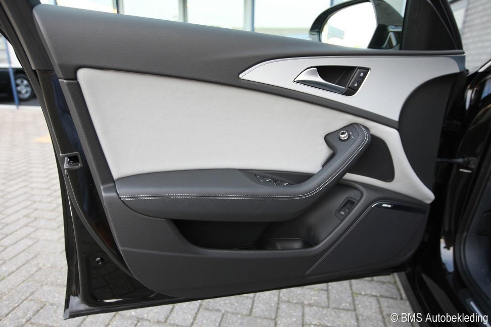 Audi a6 avant 2016 leather perl nappa soul and titanium for Audi a6 avant interieur
